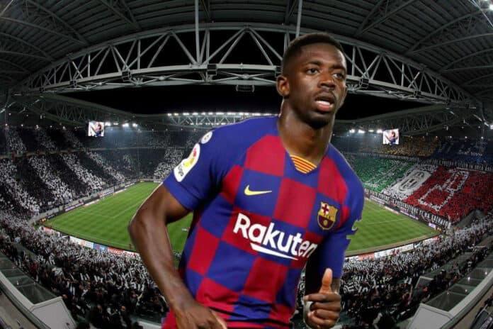 Ousmane Dembelè Juventus