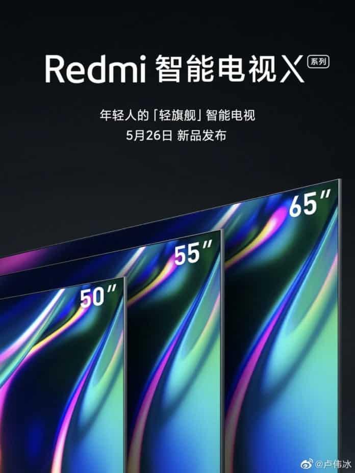 Redmi TV X50