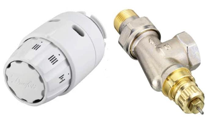 Danfoss termostat m1