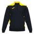 Bluza dresowa męska Joma Championship czarno żółta 101952.109
