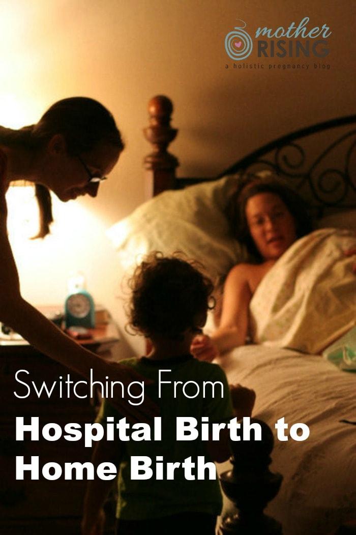 hospital birth to home birth