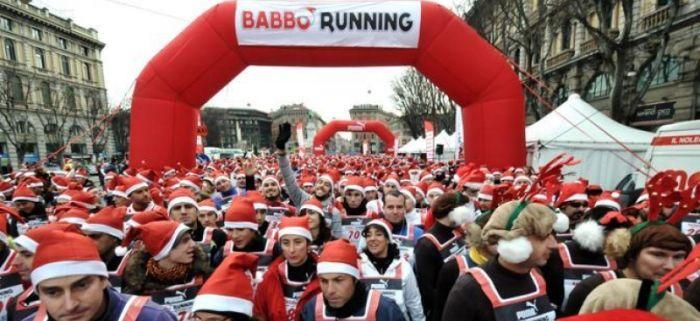 babbo running milano 2016
