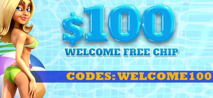 Hallmark $100 free chip