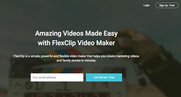 Photo of FlexClip Online Video موقع عمل فيديوهات احترافية اون لاين مجانية