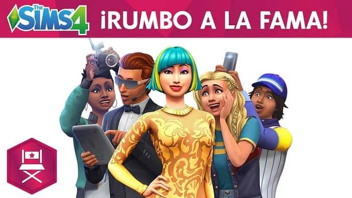 Los Sims 4: ¡Rumbo a la Fama! descargar gratis