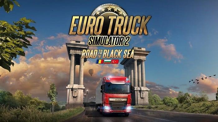 Descargar Euro Truck Simulator 2: Road to the Black Sea.