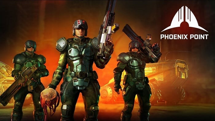 Phoenix Point descargar PC