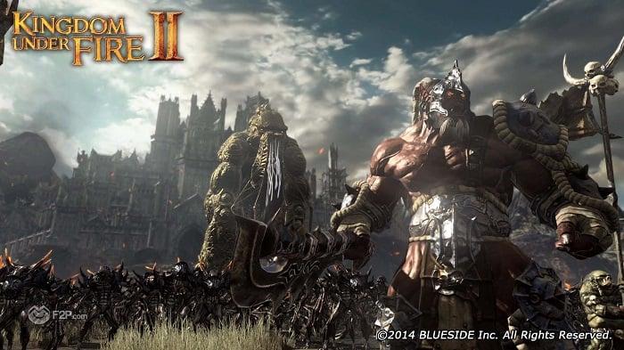 Kingdom Under Fire II descargar PC