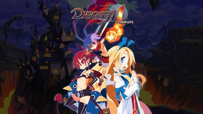 Disgaea 1 Complete descargar gratis