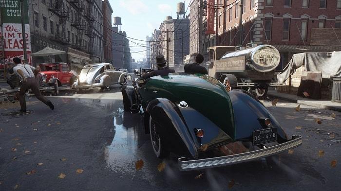 Mafia: Edición Definitiva descargar para PC