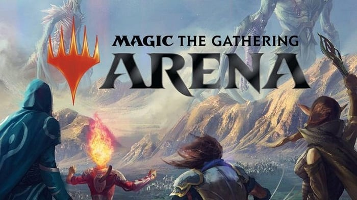 Descargar Magic the gathering arena
