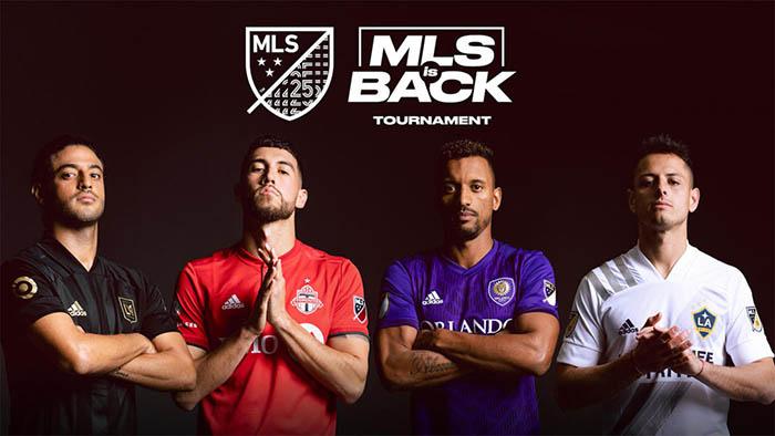 Vagas para jogadores na Major League Soccer