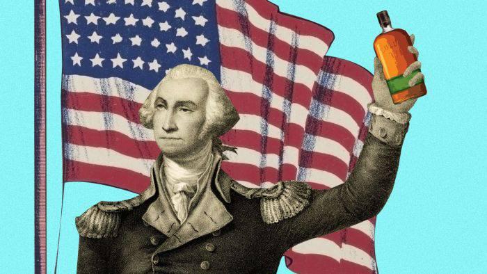 Alcool - George Washington