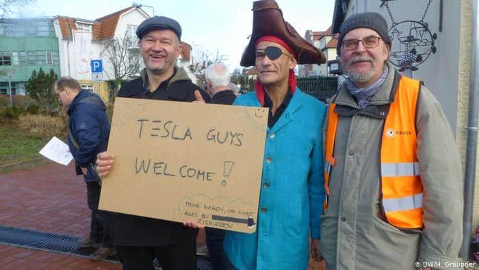 Tesla Alemanha