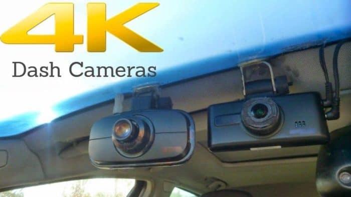 Best 4k dash cam