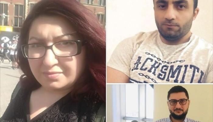 3 ադրբեջանցի նախաձեռնել են քայլերթ՝ դեպի Շուշի