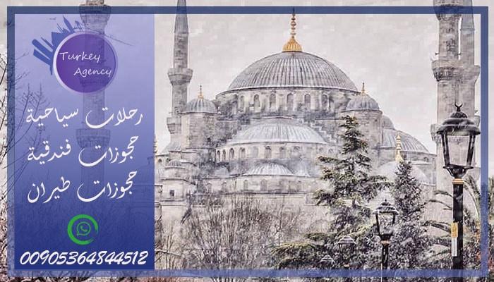رحلة السلطان احمد