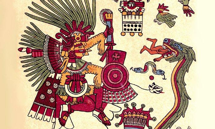 Xipe Totec el dios desollado