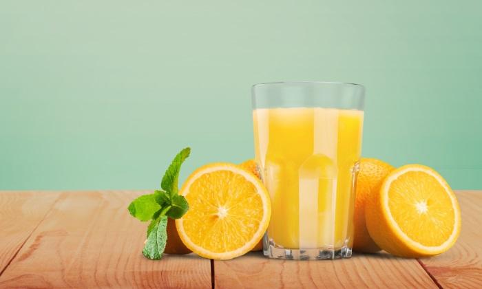 Как убрать темные круги под глазами с помощью лимона и апельсина