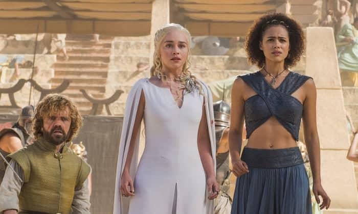 atriz Game Of Thrones