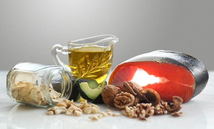 Мононенасыщенные жирные кислоты и продукты, где они содержатся