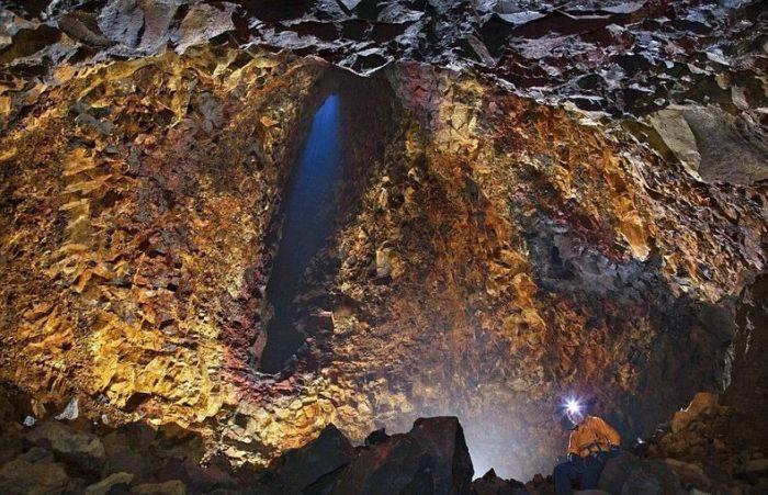 Vulcanul islandez