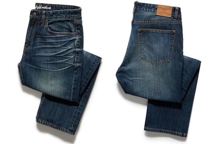 5 of our Fav Men's Premium Jeans