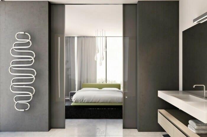 Modernes Design, effiziente Wärmeabgabe