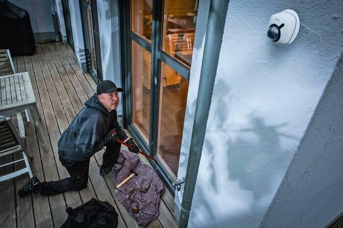 Mehrstufiger Einbruchschutz fürs Zuhause