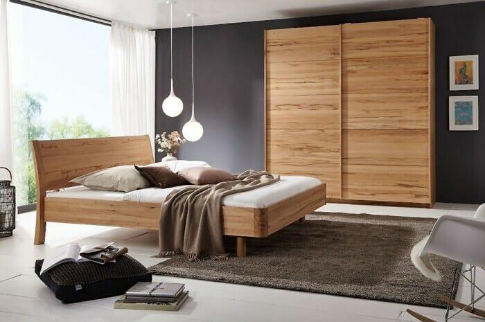 Wohnen mit Möbeln aus Massivholz