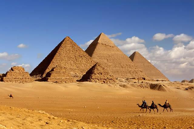 Piramidele din Egipt