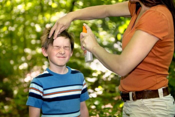 Эфирные масла против клещей и комаров для детей