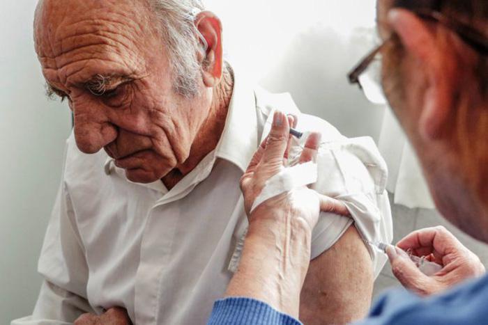 Vacuna antigripal grupos de riesgo