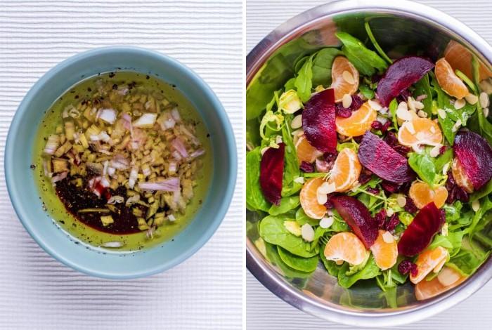 Как приготовить полезный салат на Новый год. 7 идей + конструктор