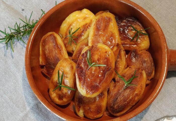 Pommes de terre au four de Jamie Oliver