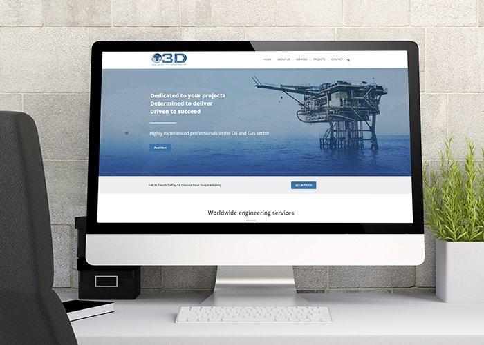 wordpress website design in Dundee