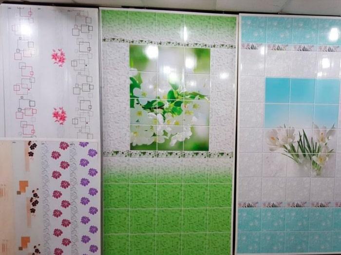 Как подобрать панели, имитирующие плитку, в ванную комнату