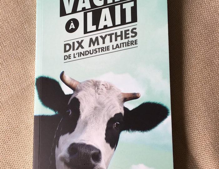 Vache à lait d'Elise Desaulniers