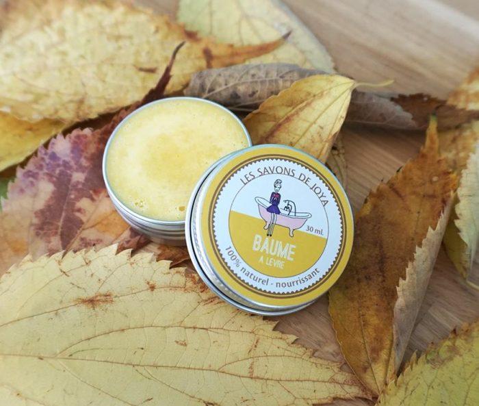 J'ai testé le savon bio et le baume à lèvres bio de chez Les Savons de Joya