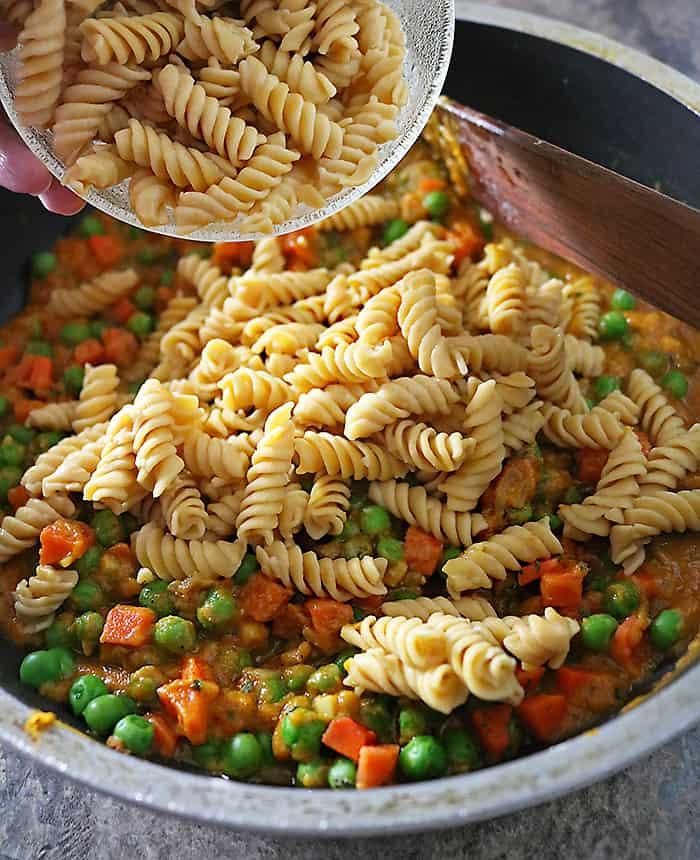 Photo of Making Gluten Free Pumpkin Pasta