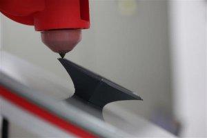 3D принтер с шестью осями