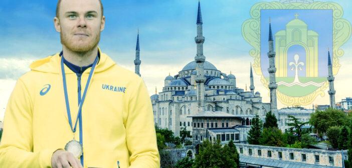 Броварський легкоатлет переміг на міжнародних змаганнях у Стамбулі