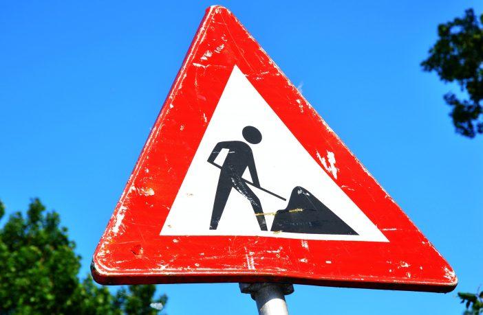 Знак дорожні роботи