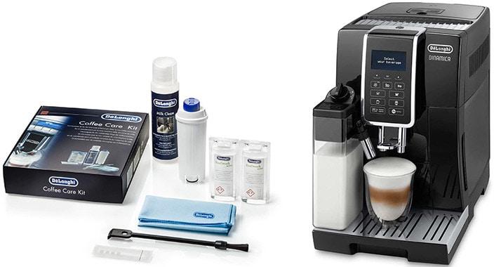Quels sont les frais d'entretien de ma machine à café avec broyeur ?