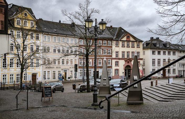 Stadthäuser am Domplatz