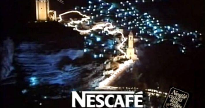 Anuncio Nescafé Alcalá del Júcar