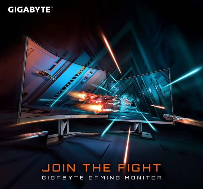 monitores gigabyte