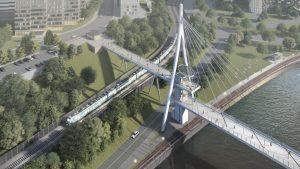 Дорогомилово и Шелепихинскую набережную может соединить пешеходный мост Дорогомилово и Шелепихинскую набережную может соединить пешеходный мост dor3 300x169