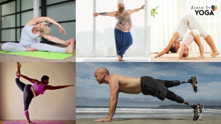 yoga for eveyone