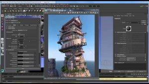 V-Ray для Autodesk Maya